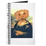 Mona Dachshund Journal