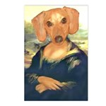 Mona Dachshund Postcards (Package of 8)
