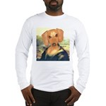 Mona Dachshund Long Sleeve T-Shirt
