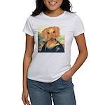 Mona Dachshund Women's T-Shirt