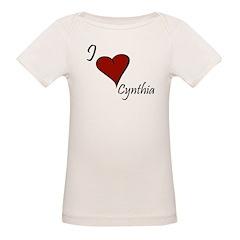 I love Cynthia Tee
