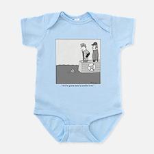 Smaller Boat Infant Bodysuit