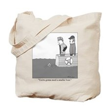 Smaller Boat Tote Bag
