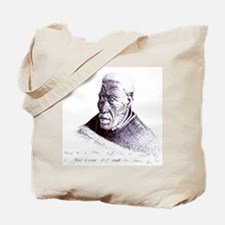 Maori Chief Tote Bag