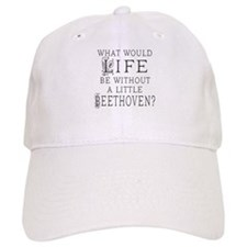 Life Without Beethoven Baseball Cap