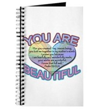 You Are Beautiful Journal