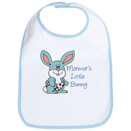 Mormor's Little Bunny Bib