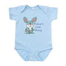 Mormor's Little Bunny Infant Bodysuit