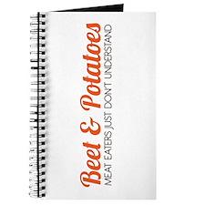 Beet & Potatoes Journal