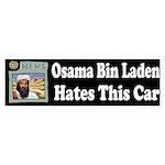 Osama Bin Laden Hates This Car Bumper Sticker