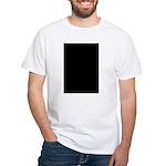 Perforator Drill Bit White T-Shirt