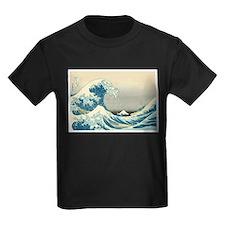 Hokusai Great Wave T