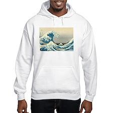 Hokusai Great Wave Hoodie