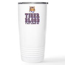 Tiger Blood Travel Coffee Mug