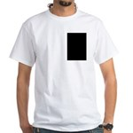 Perforator Drill Bit White T-Shirt