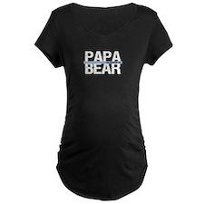 Papa Bear 2011 Banner T-Shirt