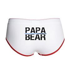 Papa Bear 2011 Banner Women's Boy Brief