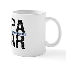 Papa Bear 2011 Banner Mug