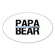 Papa Bear 2011 Banner Decal