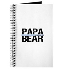 Papa Bear 2011 Banner Journal