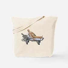 Patient Gurney Tote Bag
