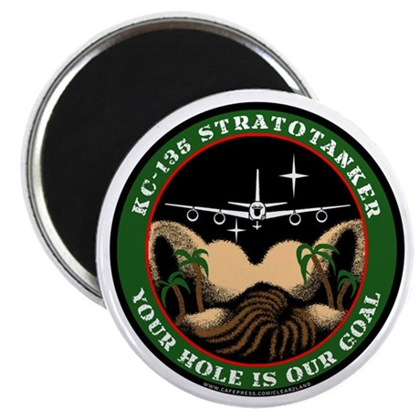 """Your Hole is our Goal 2.25"""" Magnet (10 pack)"""