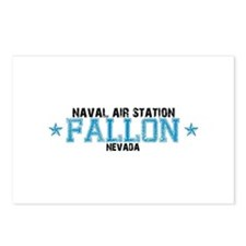NAS Fallon Postcards (Package of 8)