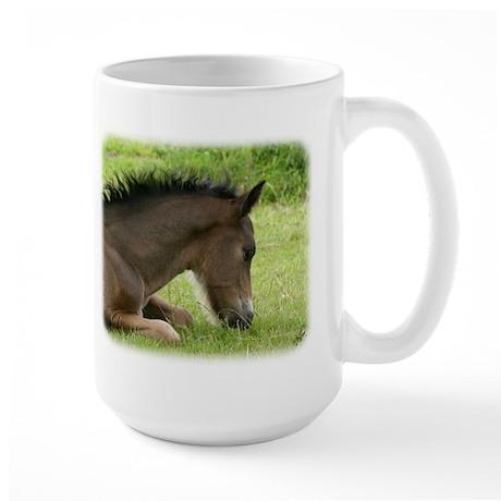 Foal 9Y413D-065 Large Mug