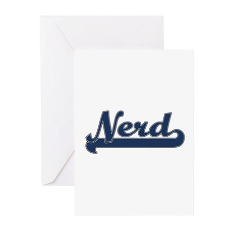 Nerd Greeting Cards (Pk of 10)
