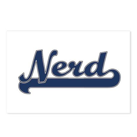 Nerd Postcards (Package of 8)