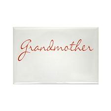 Grandmother Rectangle Magnet