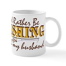 I'd Rather Be - Husband Mug