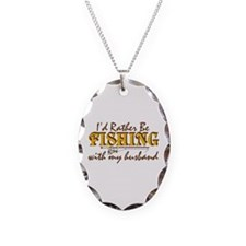 I'd Rather Be - Husband Necklace