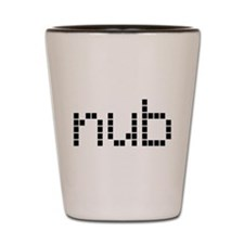 Nub Shot Glass