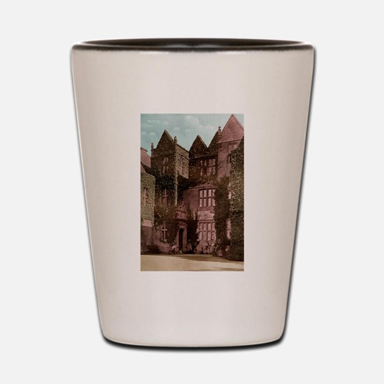 Stanton Court at West Point Shot Glass