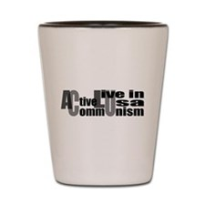 Anti-ACLU Shot Glass