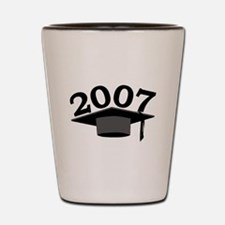 Graduation 2007 Shot Glass