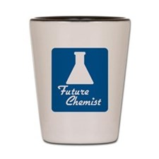 Future Chemist Shot Glass