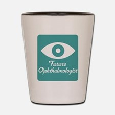 Future Ophthalmologist Shot Glass