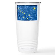 Vintage Alaska Thermos Mug