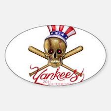 Cute Yankee Decal