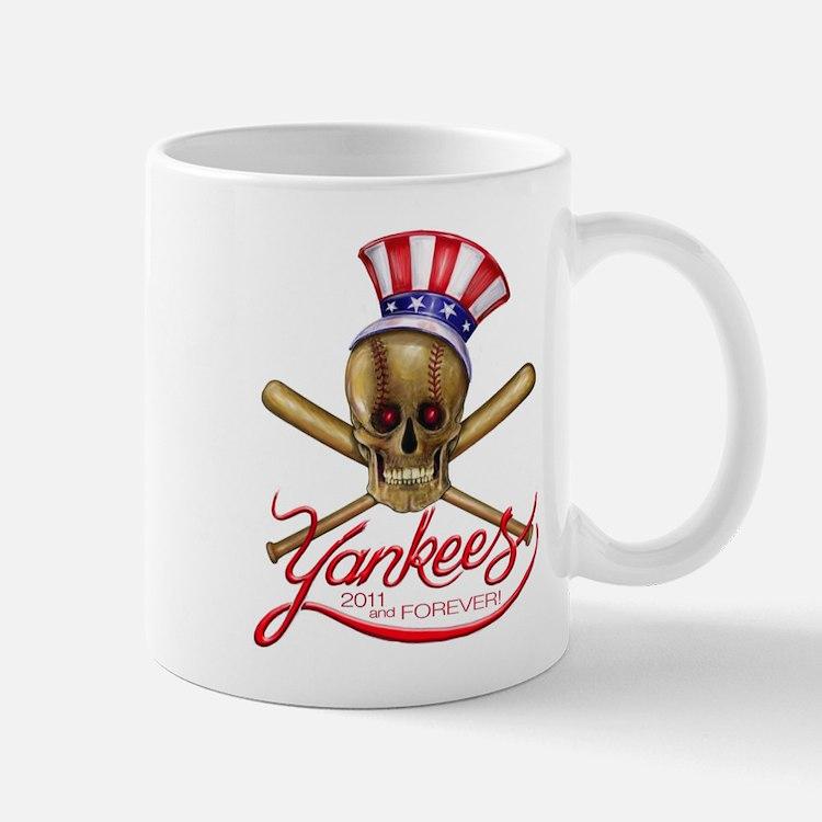 Cute Yankees baseball Mug