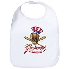Unique Yankees baseball Bib