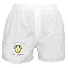 4th Squadron 7th Cavalry Boxer Shorts