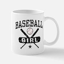 Baseball Girl Mug