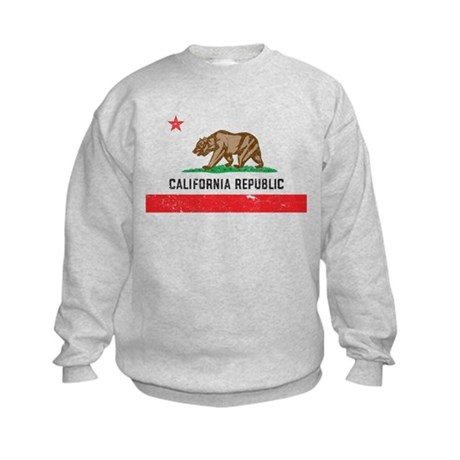 Vintage California Kids Sweatshirt