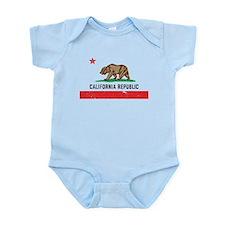 Vintage California Infant Bodysuit