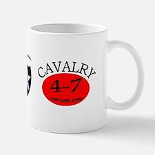 4th Squadron 7th Cavalry Mug
