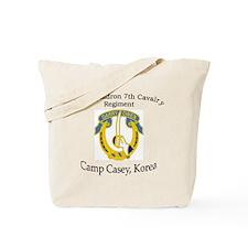 4th Squadron 7th Cavalry Tote Bag