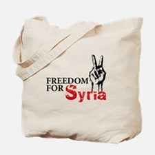 Victory for Syria Tote Bag